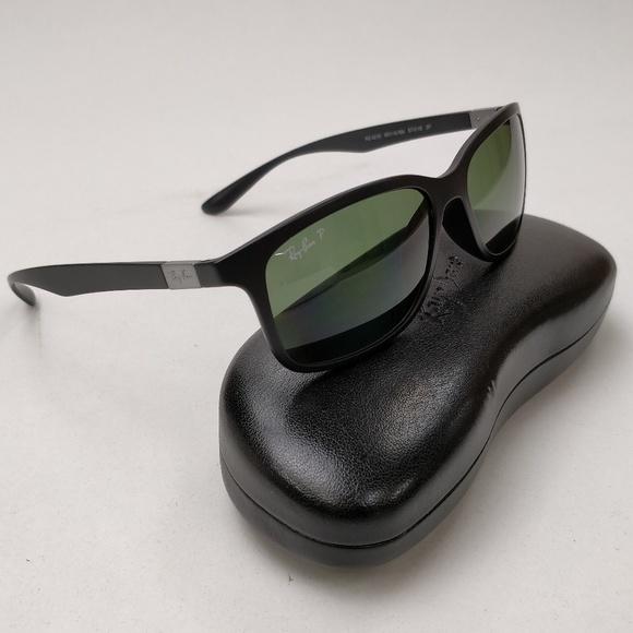 f44344d7d95 RayBan RB4215 Polarized Sunglasses  Italy  EUI101.  M 5af337c83b1608de9497c2b1